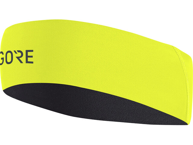 GORE WEAR M Headband neon yellow